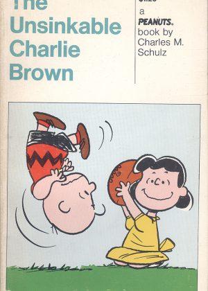 Peanuts - The unsinkable, Charlie Brown (Engelstalig)