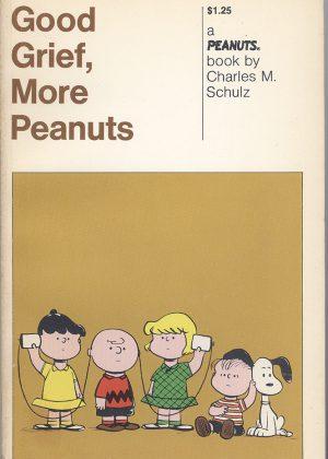 Peanuts - Good grief, Charlie Brown (Engelstalig)
