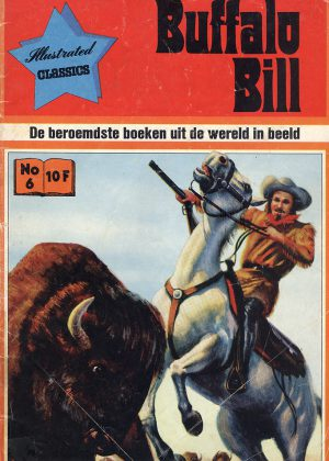 Buffalo Bill Nr.6 - Classics
