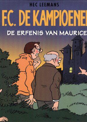 F.C. De Kampioenen - De Erfenis Van Maurice (Luisterstrip)