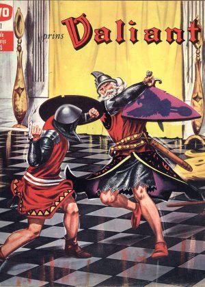 Prins Valiant 7 - (Uitgave Vivo)