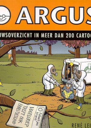 Argus - Nieuwsoverzicht in meer dan 200 cartoons
