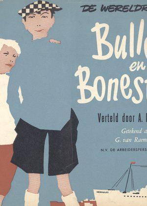 De Wereldreis van Bulletjé en Bonestaak - Nr.16