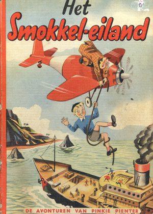 De Avonturen van Pinkie Pienter - Het Smokkel-Eiland (HC)