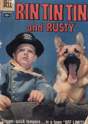 Rin Tin Tin And Rusty (Dell) (Engels)