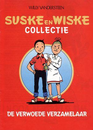 Suske en Wiske Collectie - De Verwoedende Verzamelaar (Verzamel item)