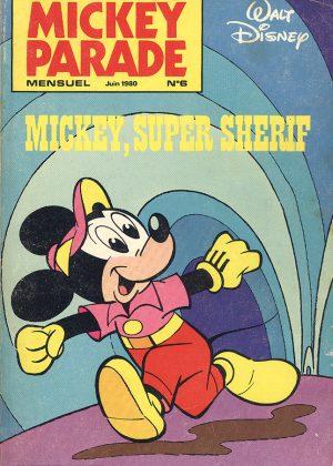 Mickey Parade - Mickey Super Sherif (Frans)