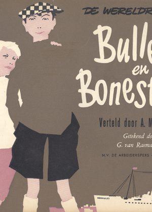 De Wereldreis van Bulletjé en Bonestaak - Nr.15