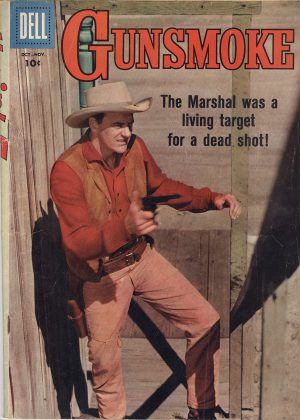Gunsmoke - The Witness (Dell) (Engels)
