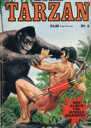 Tarzan Nr.3 - Album