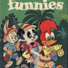 Woody Woodpecker - New TV Funnies (Dell)