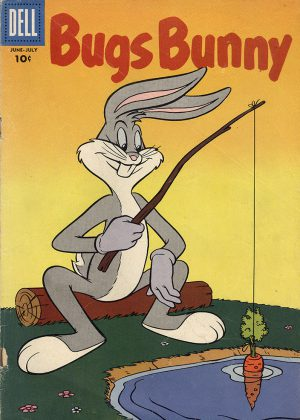 Bugs Bunny - (Dell) (Engels)