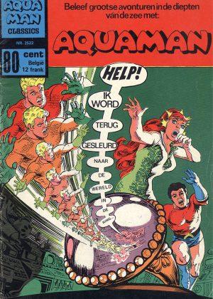 Aquaman - De Terugkeer naar de Ring-Wereld!