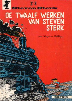 Steven Sterk 3 - De Twaalf Werken Van Steven Sterk