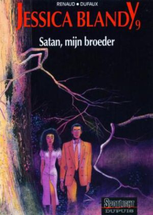 Jessica Blandy 9 - Satan, mijn broeder