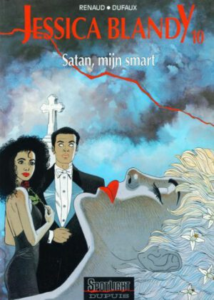 Jessica Blandy 10 - Satan, Mijn Smart (Zgan)