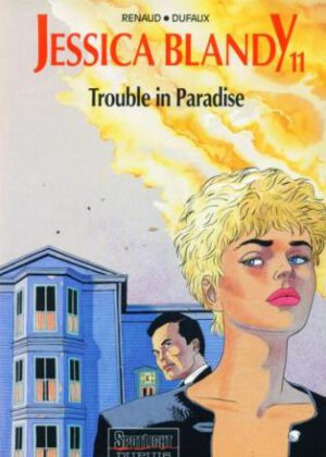 Jessica Blandy 11 - Trouble in Paradise