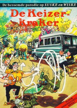 Suske en Wiske - De Keizer Kraker (Parodie)