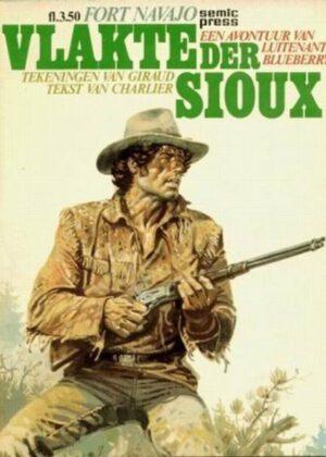 Luitenant Blueberry - Vlakte der Sioux (Semic press)