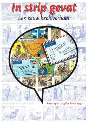 In strip gevat - Een eeuw beeldverhaal