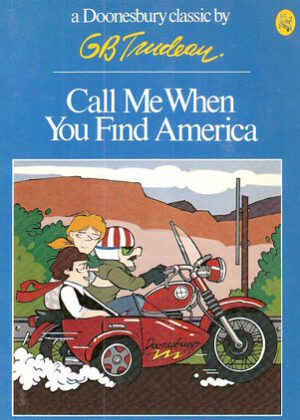 Call Me When You Find America (Engels)