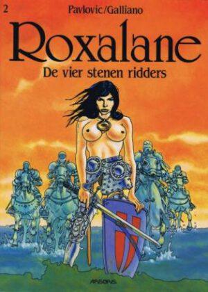 Roxalane 2 - De Vier Stenen Ridders