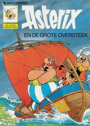 Asterix de grote oversteek (Zgan) (Dargaud)