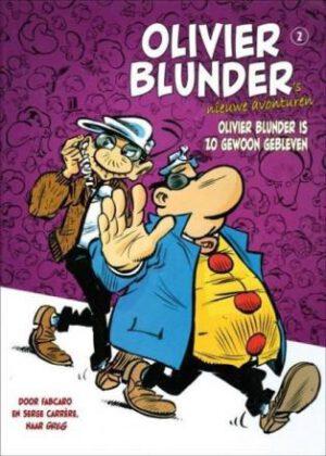 Olivier Blunder 2 - Olivier Blunder is zo gewoon gebeleven