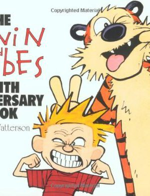 The Calvin and Hobbes Tenth Anniversary Book (Engels)