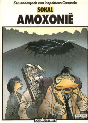 Inspecteur Canardo - Amoxonië