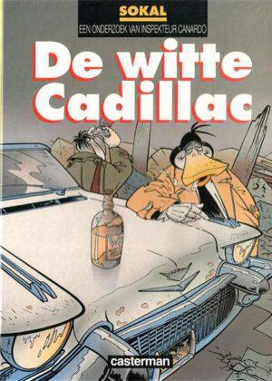 Inspecteur Canardo - De witte Cadillac (HC)