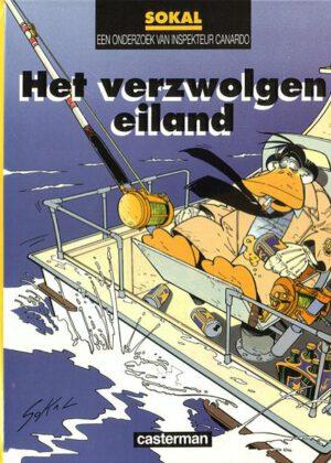 Inspecteur Canardo - Het verzwolgen eiland (HC)