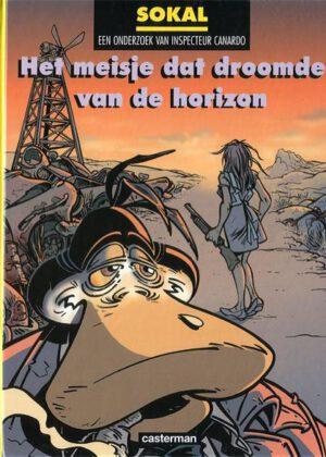 Inspecteur Canardo - Het meisje dat droomde van de horizon (HC)