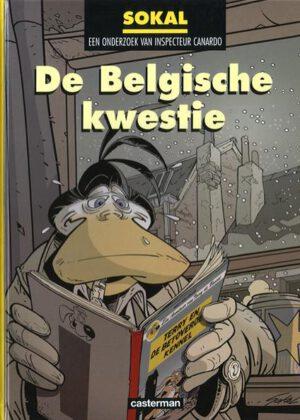 Inspecteur Canardo - De Belgische kwestie (HC)