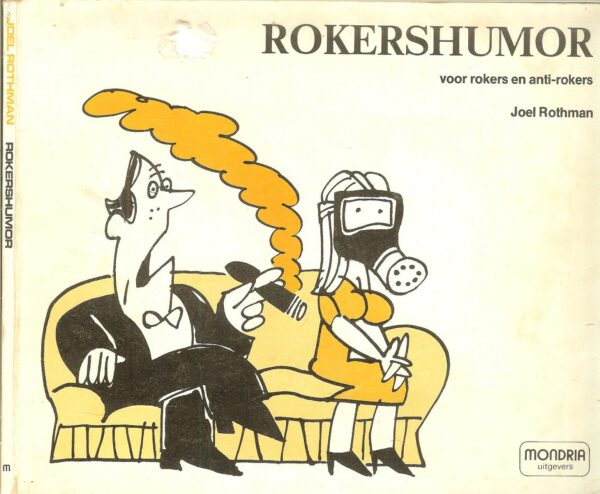 Rokershumor (Voor rokers en anti-rokers)