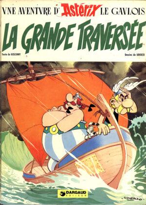 Astérix - La Grande Traversée (HC/FR, Dargaud) (2ehands)