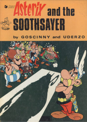 Asterix and the Soothsayer (Engelstalig, HC)