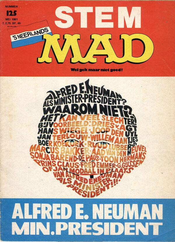 Mad Magazine Strippakket (18 stuks)