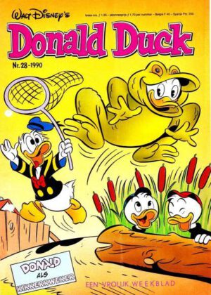 Donald Duck weekblad - 1990 (jaargang 39)