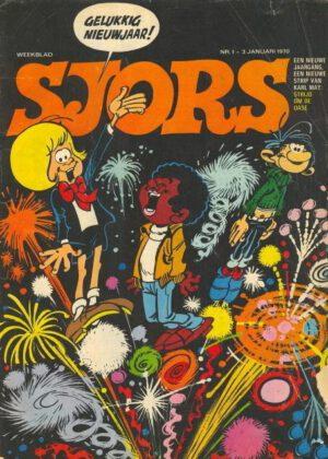 Sjors Weekblad - (1970) (53 strips)