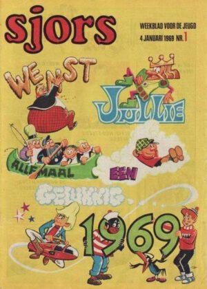 Sjors Weekblad - (1969) (47 strips)