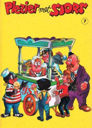 Sjors en Sjimmie 7 - Plezier met Sjors 1967 (HC)