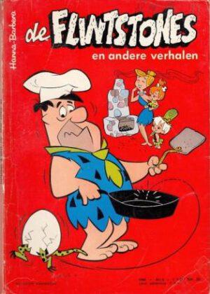 De Flintstones 08 - en andere verhalen (1965)