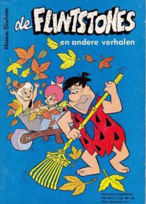 De Flintstones 11 - en andere verhalen (1966)