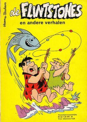 De Flintstones 06 - en andere verhalen (1969)