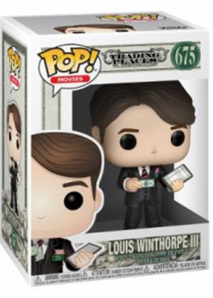 Louis Winthorpe III - Trading Places - Funko Pop! #675