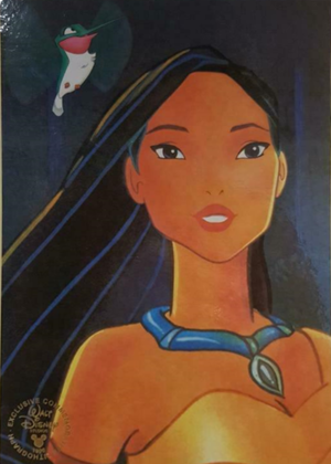 Pocahontas afb 1