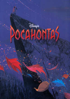 pocahontas exclusive commemorative lithograph 1996 (3 Prints)