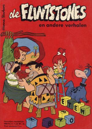 De Flintstones 01 - en andere verhalen (1968)