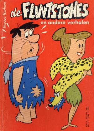 De Flintstones 08 - en andere verhalen (1964)